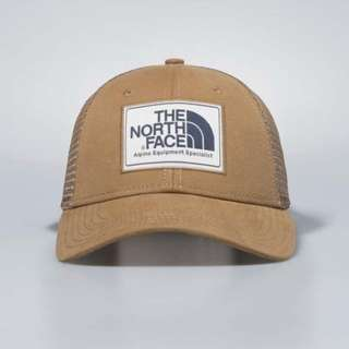 235b71a6 Brand New Authentic The North Face Mudder Trucker Cap in Khaki