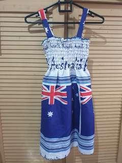 Aussie dress