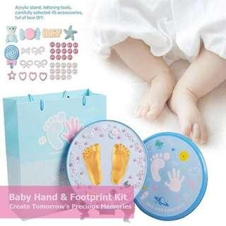 Baby Hand & Footprint kit