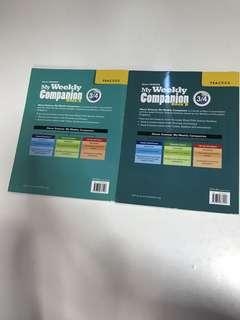 🚚 Assessment science books p3/4