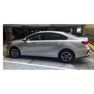 2019 Kia Cerato 1.6 (AUTO) Brand New, Kia Car for Rent