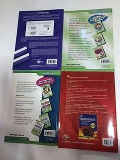 🚚 Assessment books for p4