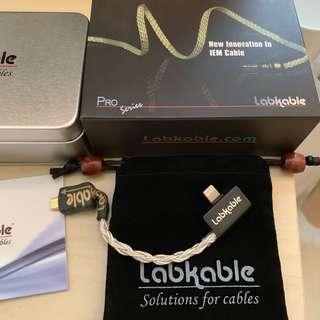 Labkable micro usb to lightning apple cable for chord mojo hugo