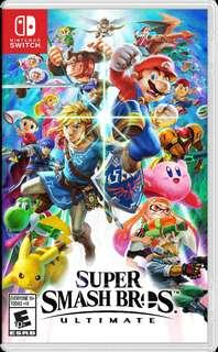 Super Smash Bros Ultinate