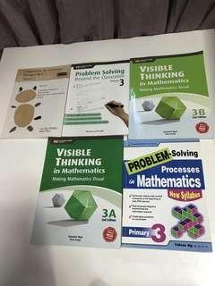 🚚 Assessment books for P3