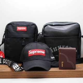 Supreme Bag 4 in 1 Set Best Price Free Postage + Free Gift