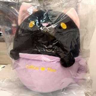 正貨Coffee or Tea 可愛貓貓公仔 Original  Coffee or Tea Cute Cat Doll