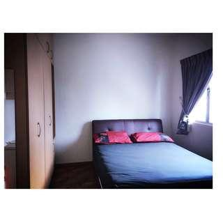 No agent fee! Nett Rental. Spacious Room for Rent at Yew Tee. Value for money!