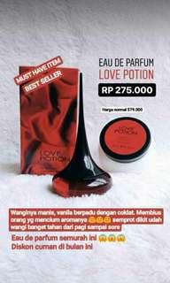 Parfum Love Potion