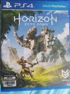 Ps4 game - horizon zero dawn