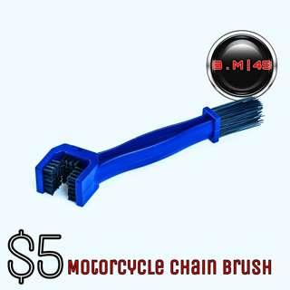 Motorcycle Cleaning Chain Brush * Instock *