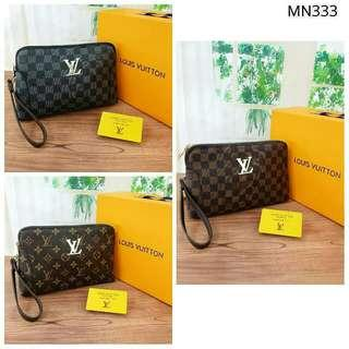 LV Clutch Women's Bag Women's Clutch Bag Free Postage + Free Gift