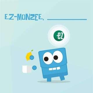 EZ-Monzee (Hamburger)