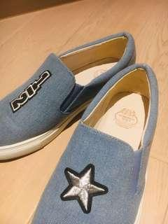 Causal Slip-on Shoes 女裝休閒鞋 (90% New)