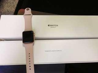 Apple iWatch Series 3 Rose Gold