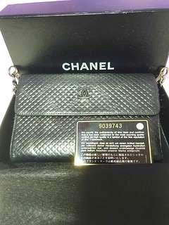 🚚 Chanel Wallet with Chain