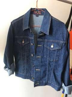 Jaket Jeans by 2nd RD