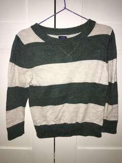 GAP boy sweater knitted 針織冷衫直間上衣