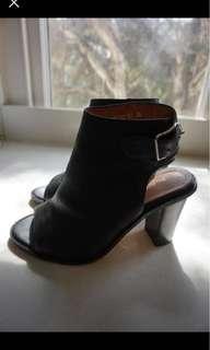 ALIAS MAE leather heels