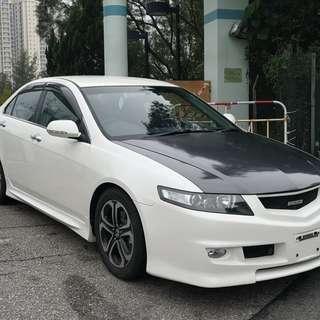Honda ACCORD CL9 Type-S Mugen