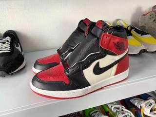 💯Ori Nike Air Jordan 1 Retro