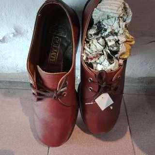 Goliath shoes made in england