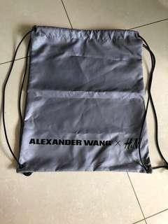 Alexander Wang X H&M 索帶沙灘袋