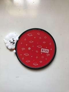BT21 Wireless Charger