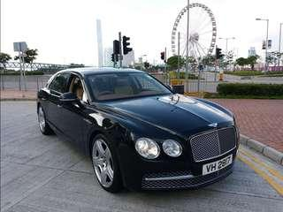BENTLEY Flying spur W12 2013