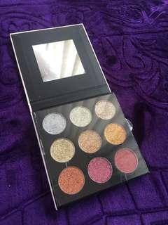 All that glitters palette