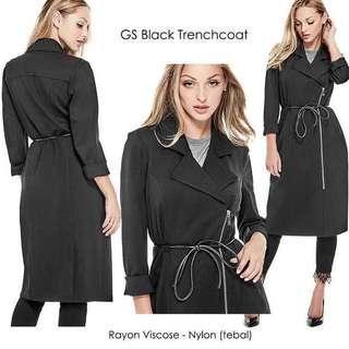 GUESS black coat