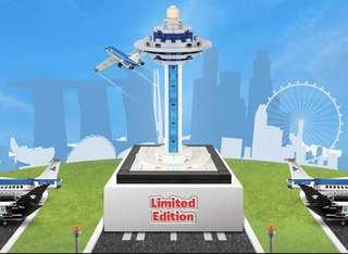 🚚 LEGO Changi Airport control tower LIMITED EDITION