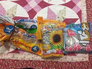 鼠寶 倉鼠 寵物鼠 小動物專用 canary比利時小葵瓜子(鸚鵡可用)日本進口鼠砂 木屑 一起帶50