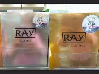 泰國妝蕾 RAY 面膜 全新