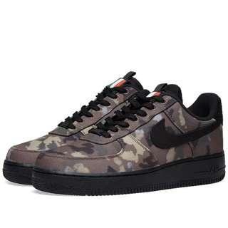 Nike Air Force 1 草地迷彩 義大利 休閒鞋