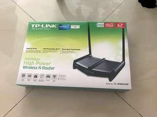 TP-link Router Wi-fi