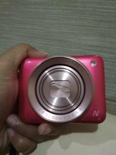 Canon Powershot N2 - Pink