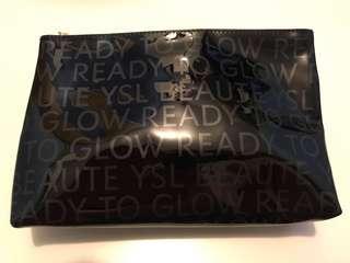 YSL 化妝袋(議價不回)