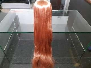 URGENT CLEARANCE Brand New 100cm Light Brown Cosplay Wig