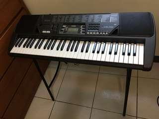 電子琴 含琴架 卡西歐 CTK 700