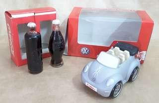 可口可樂 coca cola 精品 車 樽x2,請留意交收時間與地點