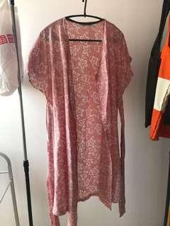 Batik Kimono by Oemah Etnik