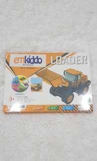 construction truck loader