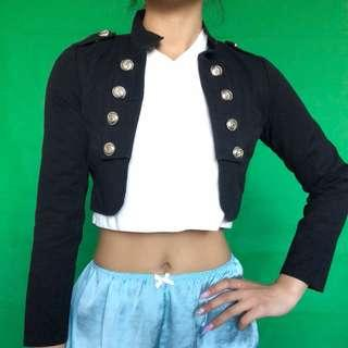 Joy Ride Crop Jacket