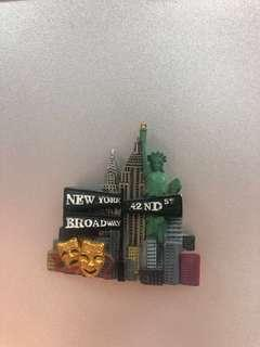 🚚 紐約NY造型磁鐵🧲