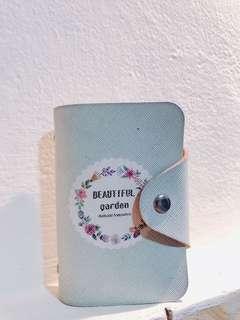 card case (tempat kartu muat sampe 40 kartu)