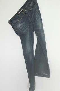 levis小喇叭低腰寬褲