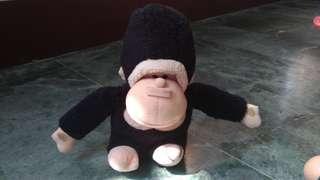 🚚 黑猩猩玩偶