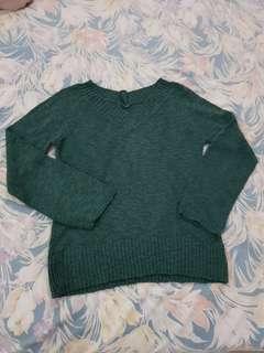 Sweater hijau
