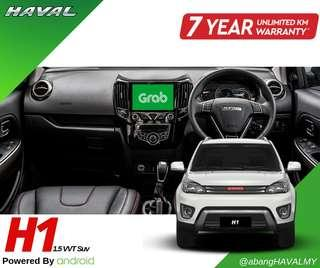 Haval H1 Now Upgrade Android Player (White)